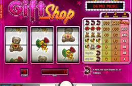 Máquina de caça-níqueis online grátis Gift Shop
