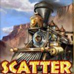 Símbolo scatter do jogo de caça-níqueis online Gold Dust