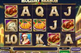 Jogo de caça-níqueis de cassino Holiday Season