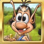 Símbolo Curinga - Símbolo curinga do jogo de cassino online grátis Hugo