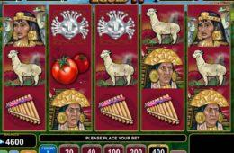 Jogar o jogo online grátis Inca Gold II