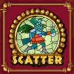 Símbolo de scatter do jogo gratuito online Inca Gold II