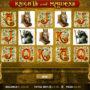 Jogo gratuito de casino Knights and Maidens