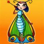 Símbolo curinga do jogo de cassino online grátis Lucky Buzz