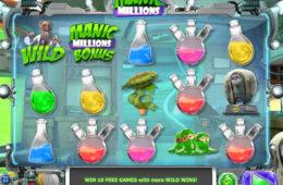 Jogo de caça-níqueis de casino Manic Millions da NextGen