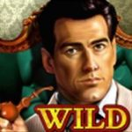 Símbolo curinga do jogo online grátis Retro Style