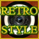 Scatter da máquina caça-níqueis de cassino Retro Style
