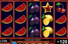 Uma foto do jogo de cassino Super 20